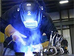 Gas Innovations KOBELCO Welder