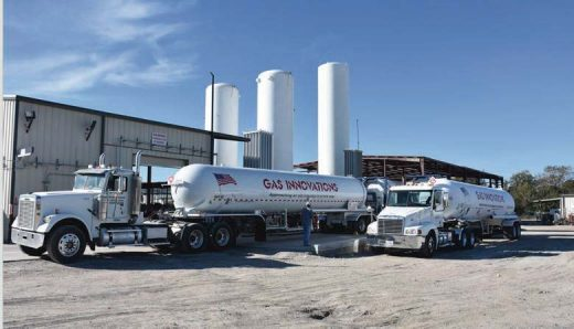 Gas Innovations delivers 100 ISO containers-Photo 1