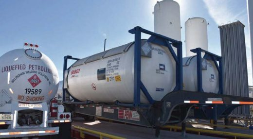 Gas Innovations delivers 100 ISO containers-Photo 2