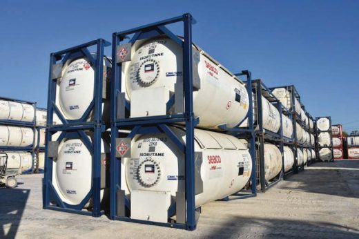 Gas Innovations delivers 100 ISO containers-Photo 3