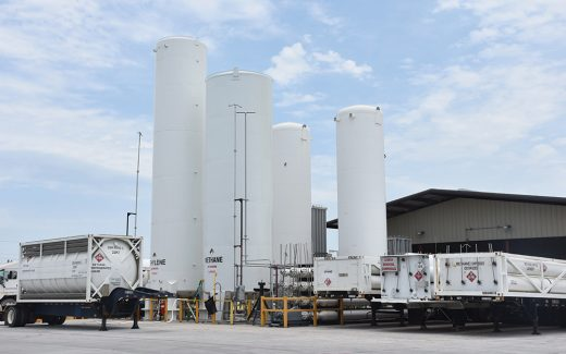 Hydrocarbon Storage Facility