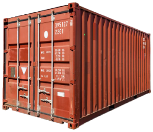 20 ft standard cargo shipping container