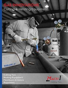 Gas Innovations Cutting & Heating Equipment Catalog-07.2015 cover