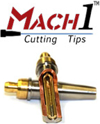 Gas Innovations-Mach1 Cutting Tips-Scrap Cutting Tips
