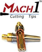 Gas Innovations-Mach1 Cutting Tips-Scrap Cutting Tips