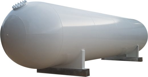 Low Pressure Horizontal Bulk Tank
