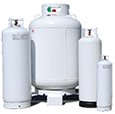 Low Pressure Specialty Gas Cylinders