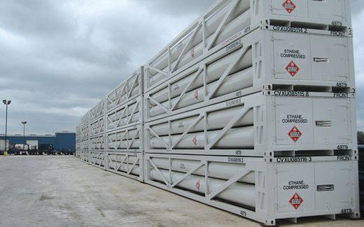 MEGC / ISO High Pressure Tube Modules