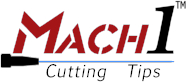 Mach1 Cutting Tips logo