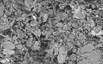 Metals / debris contaminants under a microscope